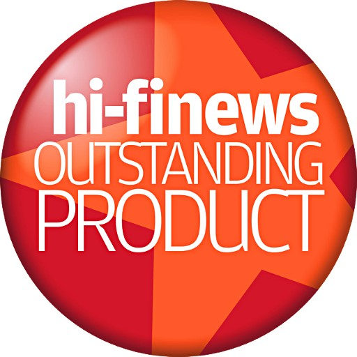 H390 awarded by Hi-Fi News